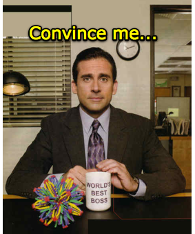 איך לשכנע את הבוס שלכם שאתם צריכים לצאת לכנס SQL Explore
